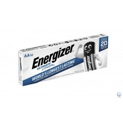 Baterie Energizer Ultimate Lithium AA R6 L91 1.5V 10 buc pachet