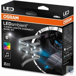 Kit lumini ambientale Bluetooth OSRAM LEDambient Tuning Lights Connect,Base Kit Ledint 102
